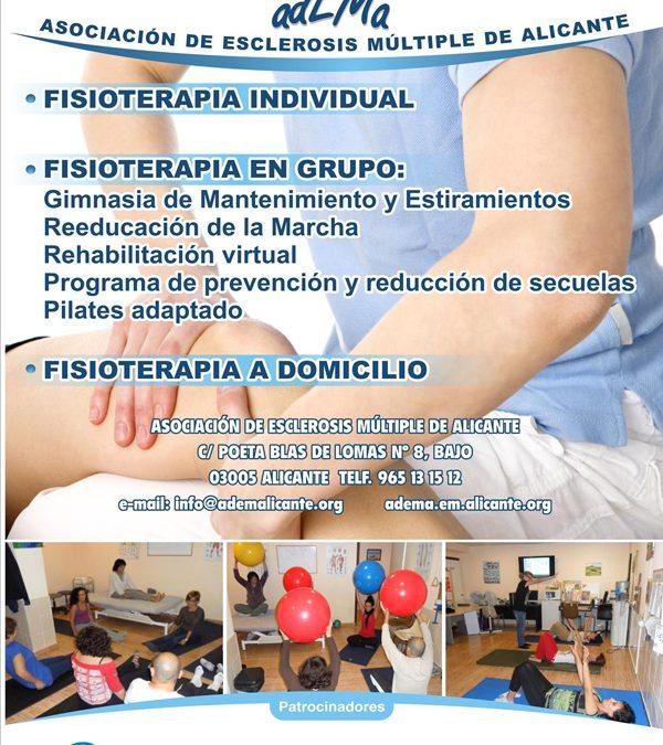 Servicio de Fisioterapia