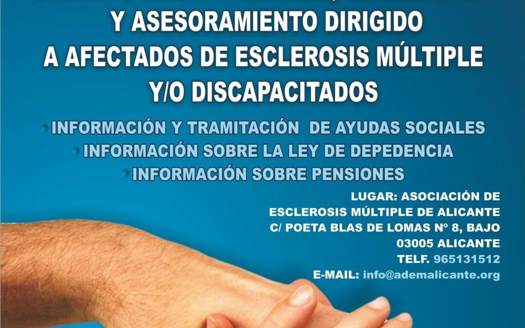 Subvención nominativa de la diputación de Alicante